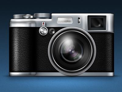 Camera cam camera lens leather metal