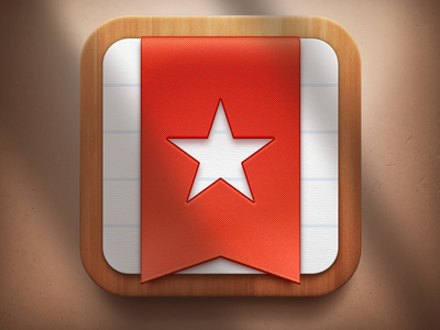 Wunderlist 2 mobile icon