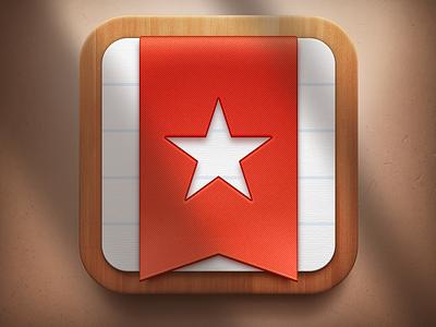 Wunderlist 2 mobile icon wunderlist 2 mobile icon iphone ios