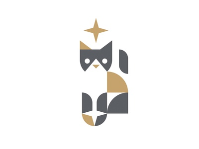 Paw Project cat paw animal star meow hope cute tail