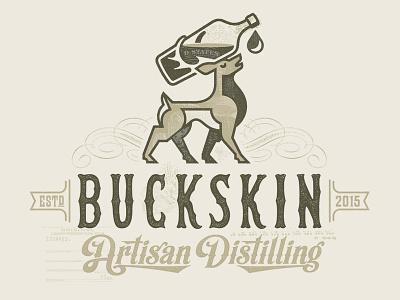 Buckskin Artisan Distilling alcohol distillery deer buck