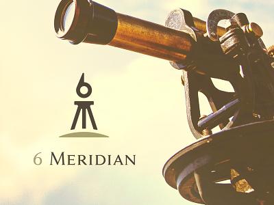 6 Meridian 6 surveyor tripod tool wealth financial