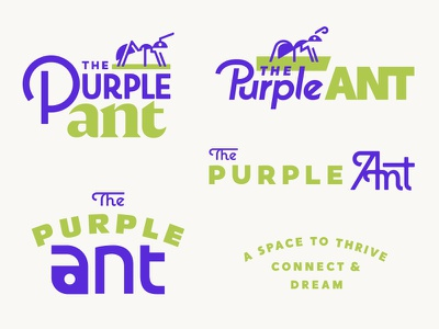 The Purple Ant type purple bug ant