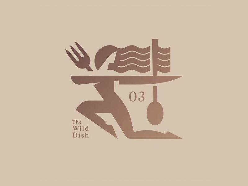 The Wild Dish knife spoon fork eat women hunt