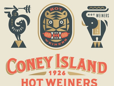 Coney Island Hot Weiners