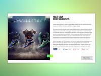 WebBeutia Portfolio Section - Themeisle