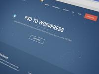 Code In WordPress Redesign