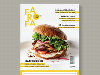 Farofa Magazine Cover