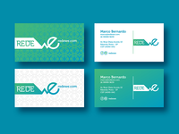 We Business Cards