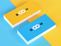 Booh Business Cards