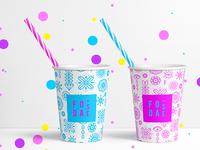 Festive Paper Cups