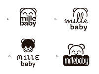 Mille Baby Logotype