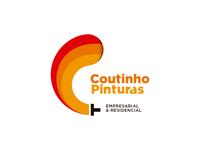 Coutinho Painting Logotype