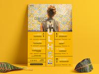 International Women's Days Poster Design