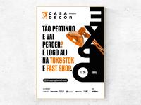 Expo Casa & Decor Posters