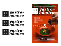 Espaço Gastronômico Posters