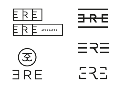 E.R.E advocacy branding advocacy logotype logo