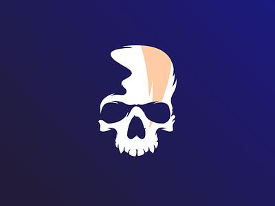 skull skull logo