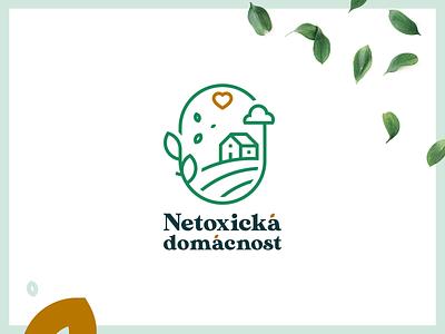 Netoxická domácnost bio logo