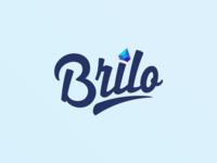 Brilo logo concept