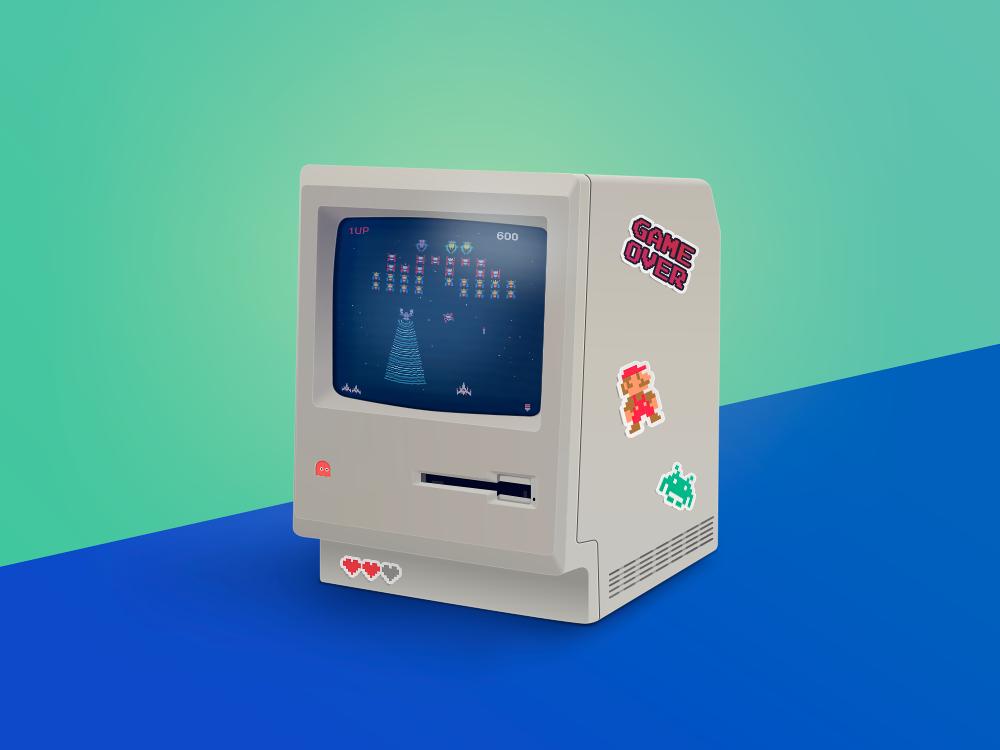 Retro games mac games retro