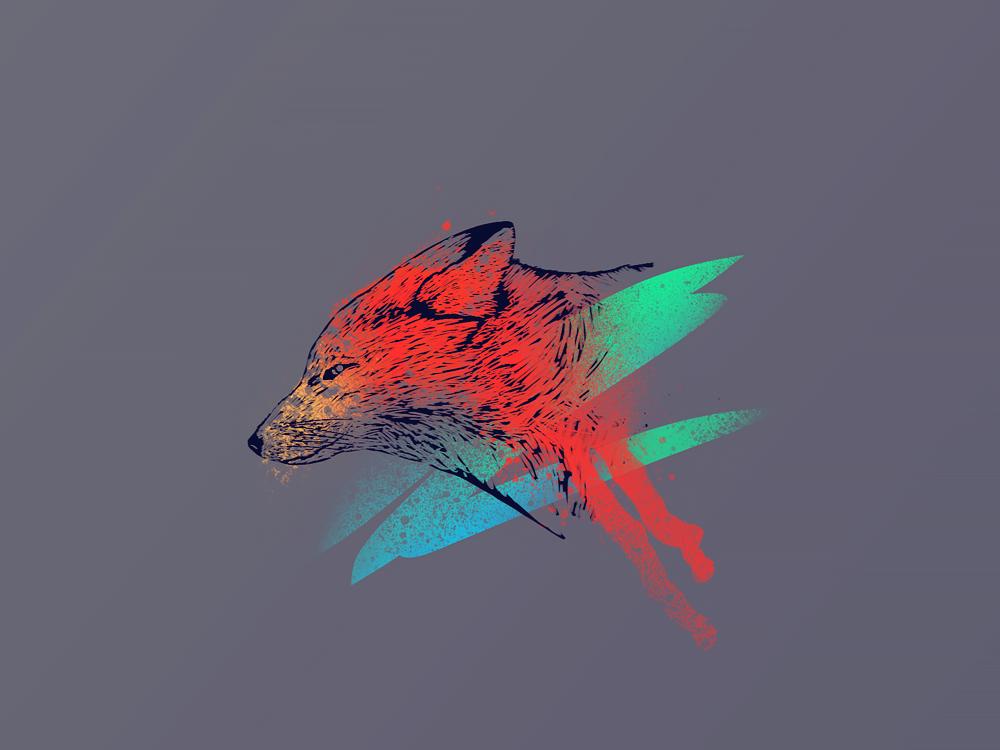 Fox applepencil ipadpro fox
