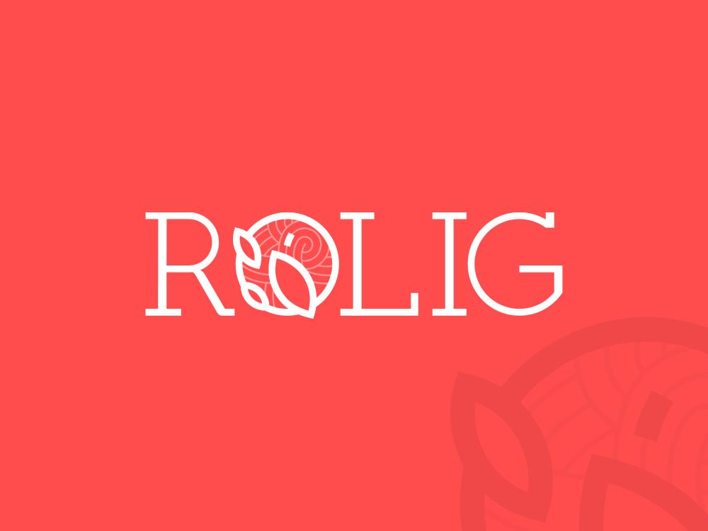 rolig logo