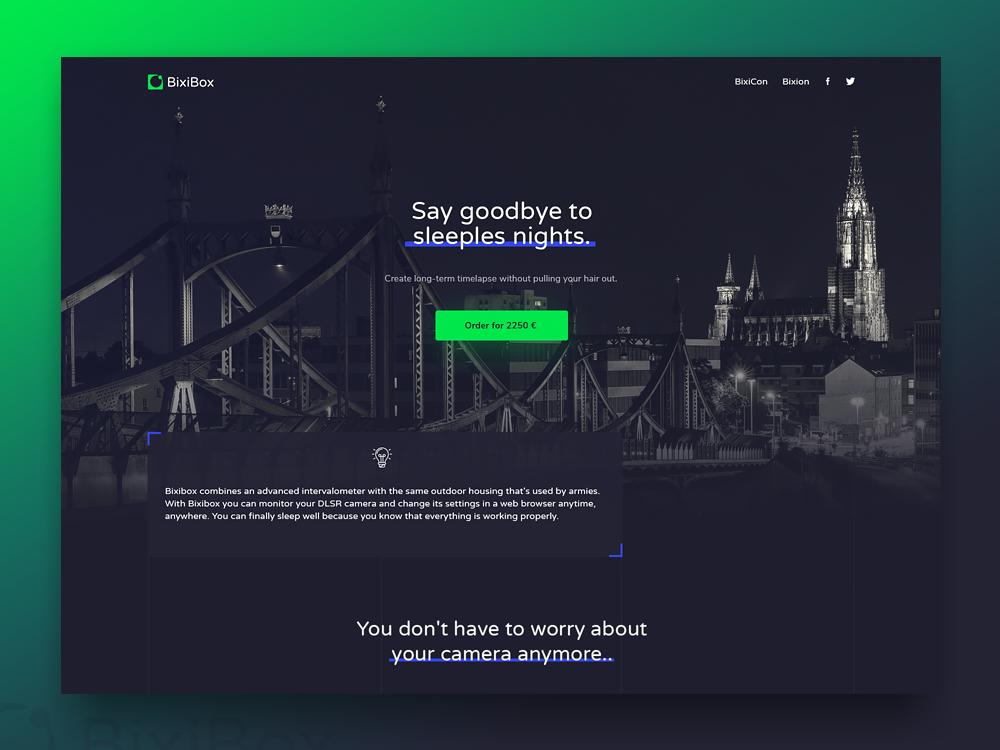 bixibox webdesign web