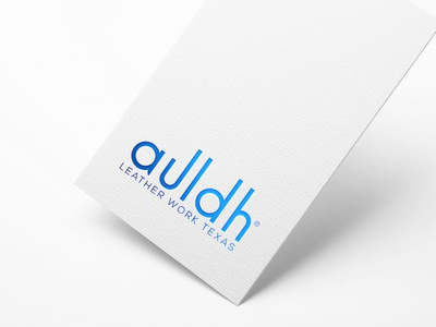 Auldh 03 logos typography illustrator illustration vector logo design company logo branding auldh