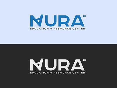 neura logo logos typography illustrator illustration vector logo design company logo branding education education logo