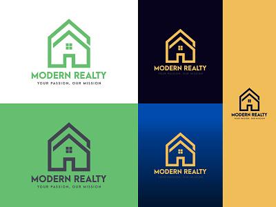 MODERN REALTY LOGO vector illustration real estate logo design real estate logos real estate logo vector real estate logo png real estate logo logo design company logo branding realty logo png realty logo png realty logo design realty logo