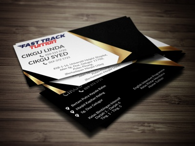 Corporate Business card (V-04)