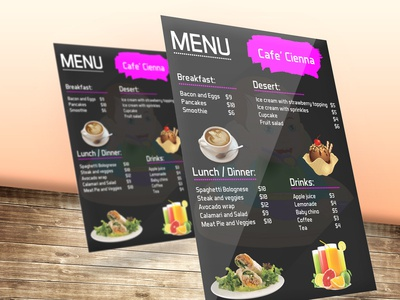Restaurant Flyer (V-01)