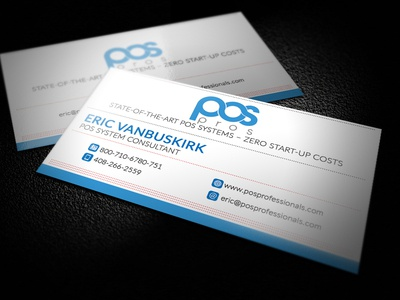 Corporate Business card (V-02)