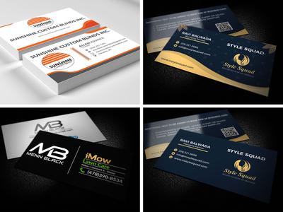 Business Card (V-01)