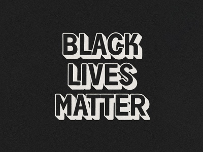 Black Lives Matter text blackandwhite enough is enough rebellion riots police race noise texture type typography justice equality blm black lives matter blacklivesmatter