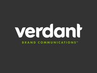 Verdant Logo Animation
