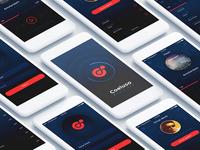 Coeluso - Music App Player