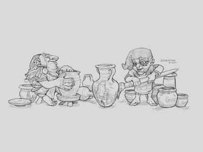 Pottery Gnome 2