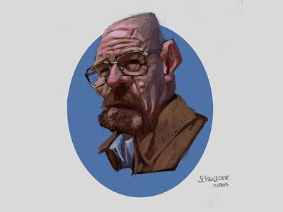 Walter White Sketch