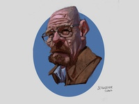 Walter White Sketch