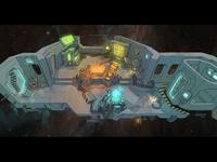 Star Crew Mercenaries Concept Art