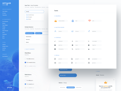 UI Style Guide 2.0 style guide icons ui elements