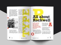 Rockwell Promotional Folder