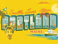 Seattle Loves Portland