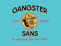 Gangster sans