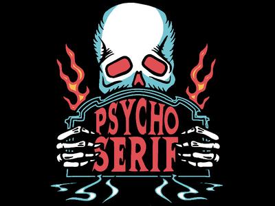 Psycho Serif