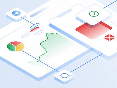UX Audit Illustration illustration ux audit website audit usability ux research ux design ux