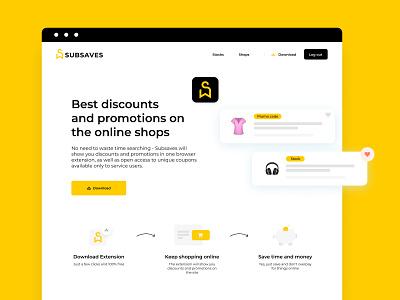 Marketing Web app and a Google Chrome Extension ux strategy ux design ui design web development