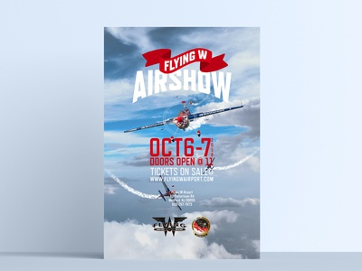 Airshow Poster